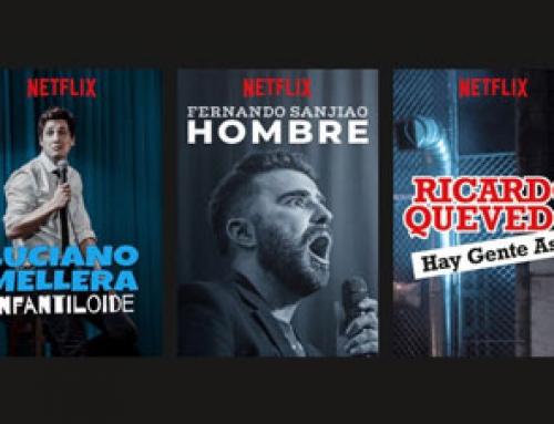 Netflix / Stand Up Argentina / Raúl Campos